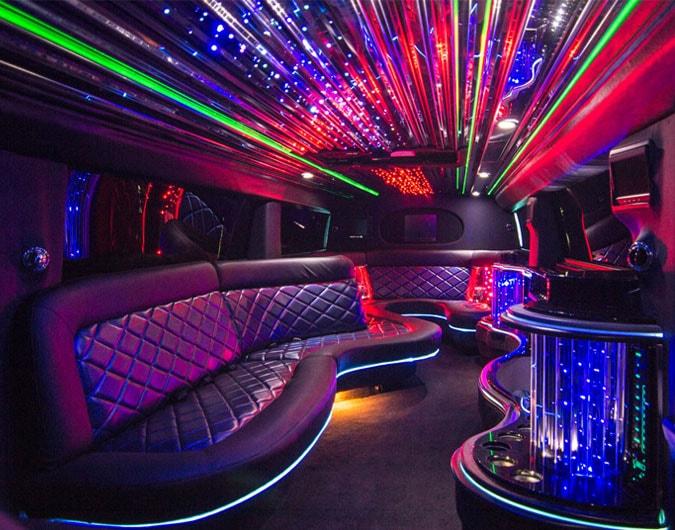 Hire Limos Lancashire for luxury transport